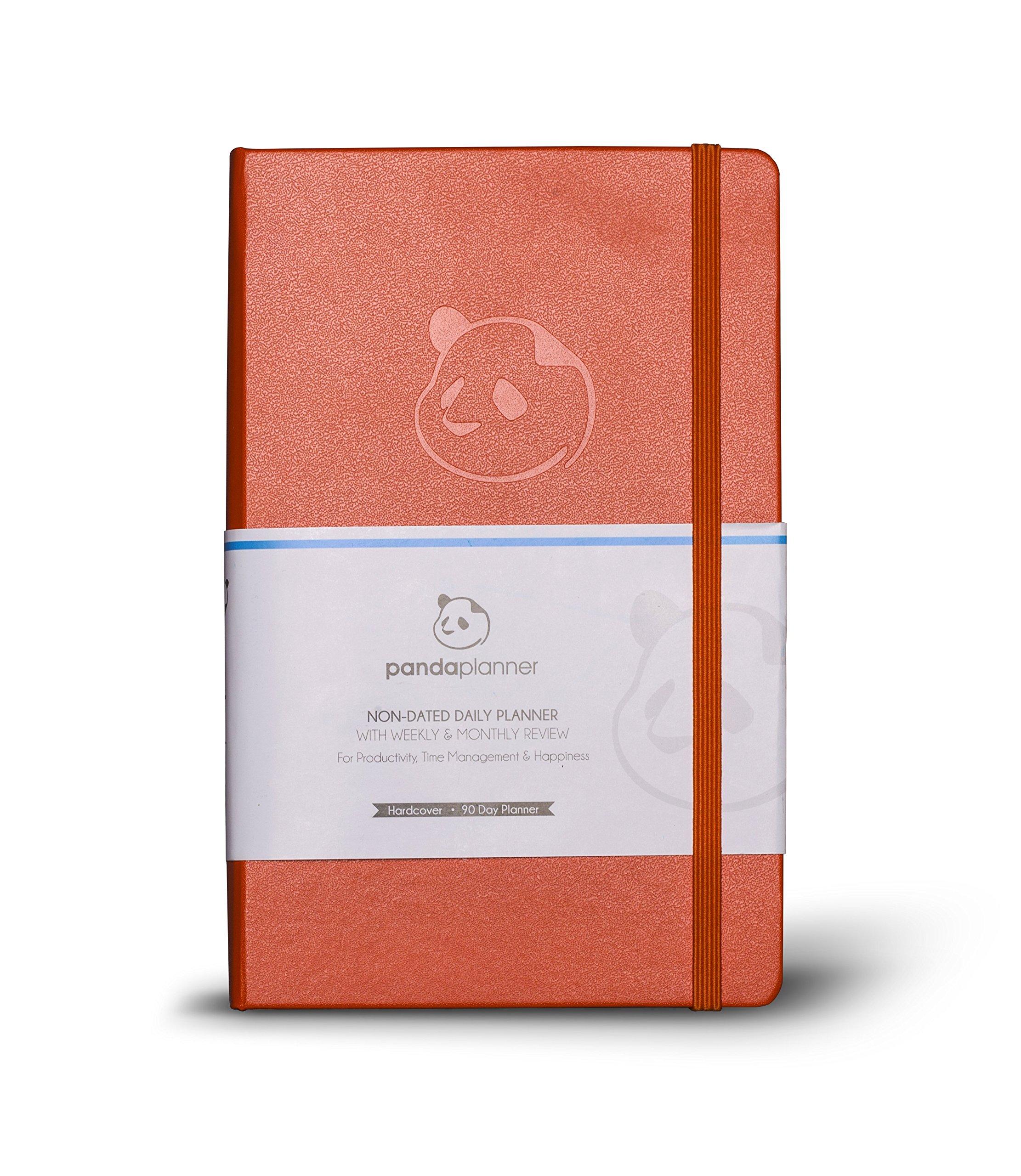 panda planner daily planner calendar and gratitude journal to