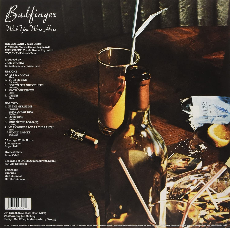 Wish You Were Here : Badfinger: Amazon.es: Música
