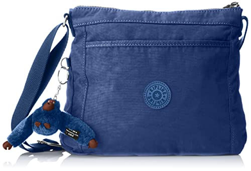 Kipling Moyelle, Women's Cross-Body Bag, Blau (Jazzy )