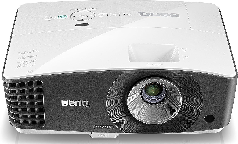 BenQ MW705 - Proyector de Alta luminosidad, Color Blanco: BenQ ...