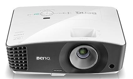 BenQ MW705 - Proyector de Alta luminosidad, Color Blanco
