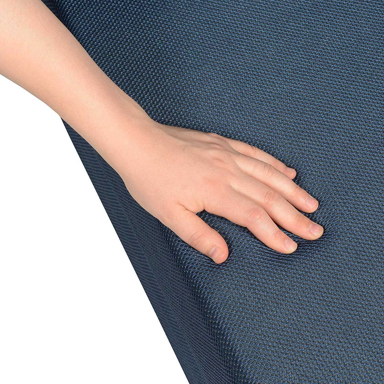 Milliard Tri Fold Foam Folding Mattress And Sofa Bed For