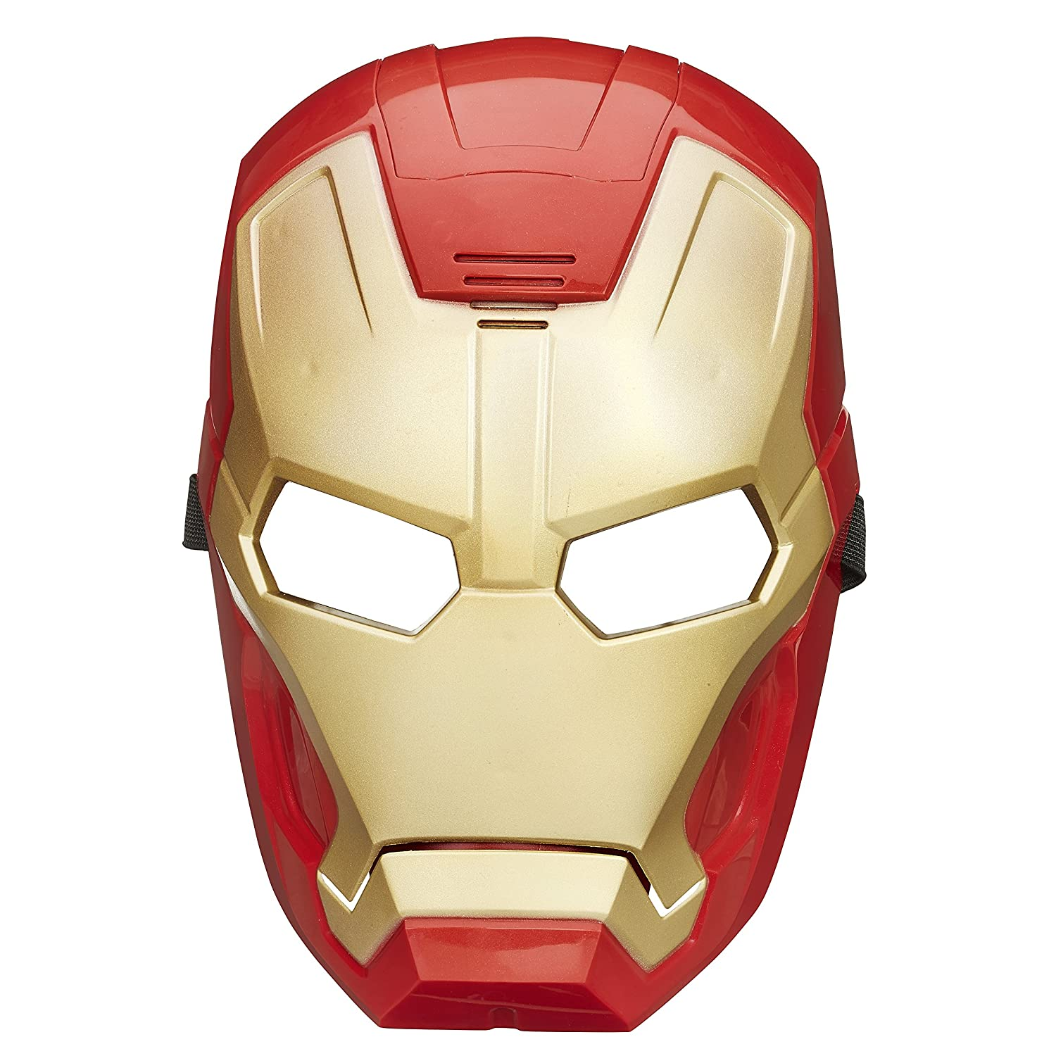 how to draw iron man 3 mask