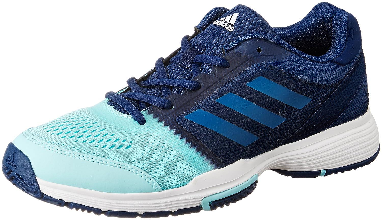 Blau adidas Damen Barricade Club Tennisschuhe