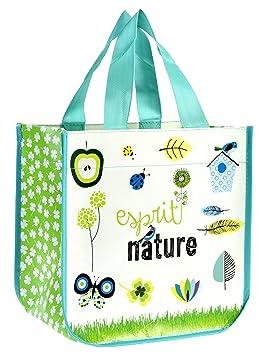 Fox Trot 9331ESPR Petit Sac Cabas, Plastique, Esprit Nature