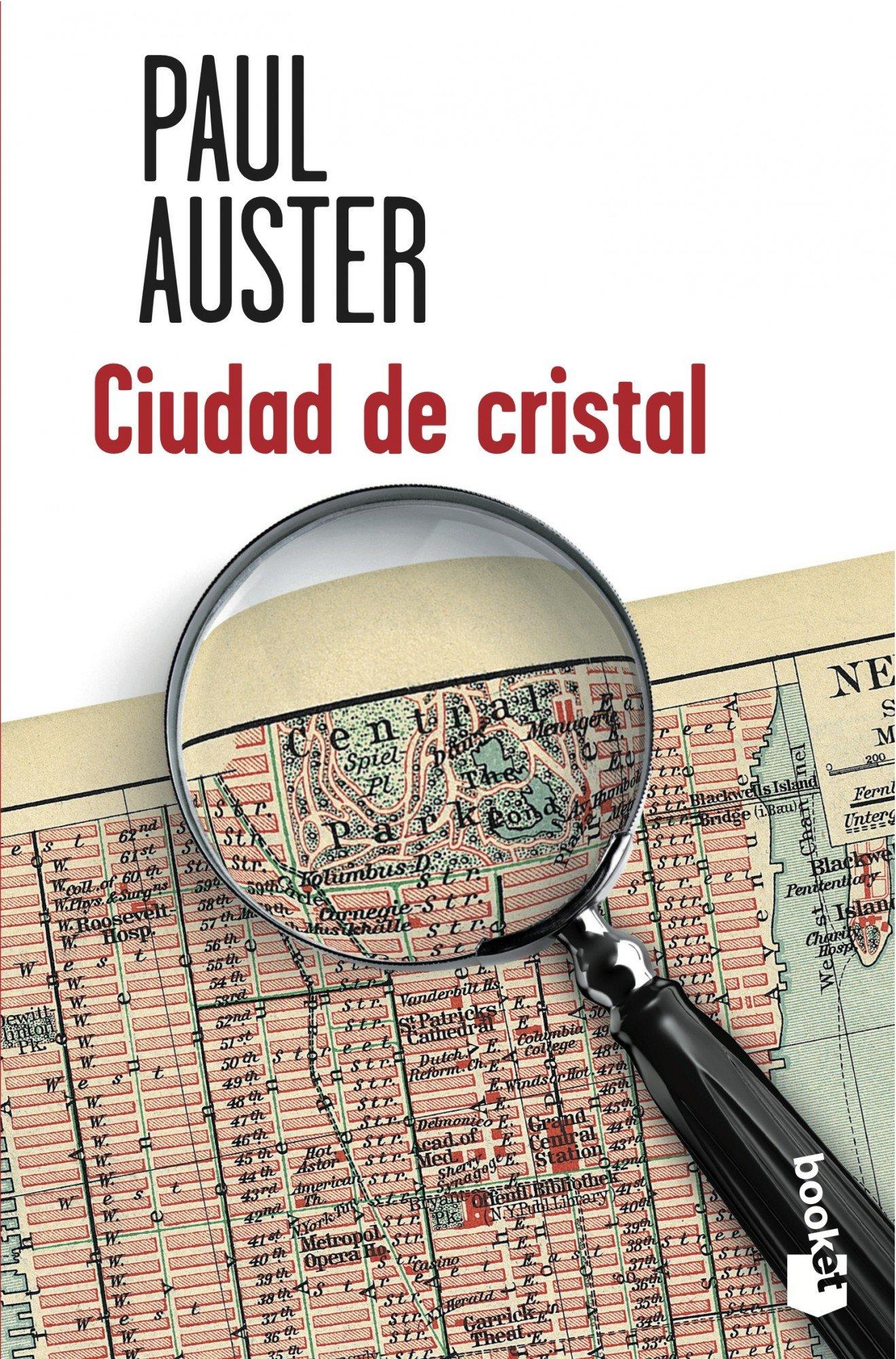 Ciudad de cristal (Verano 2013): Amazon.es: Paul Auster, Maribel de Juan Guyatt: Libros