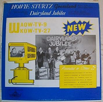 Howie Sturtz Grassland Butter Orchestra featured on