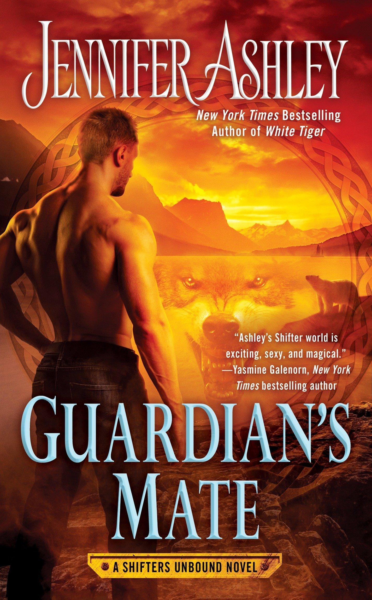 Read Online Guardian's Mate (A Shifters Unbound Novel) pdf epub