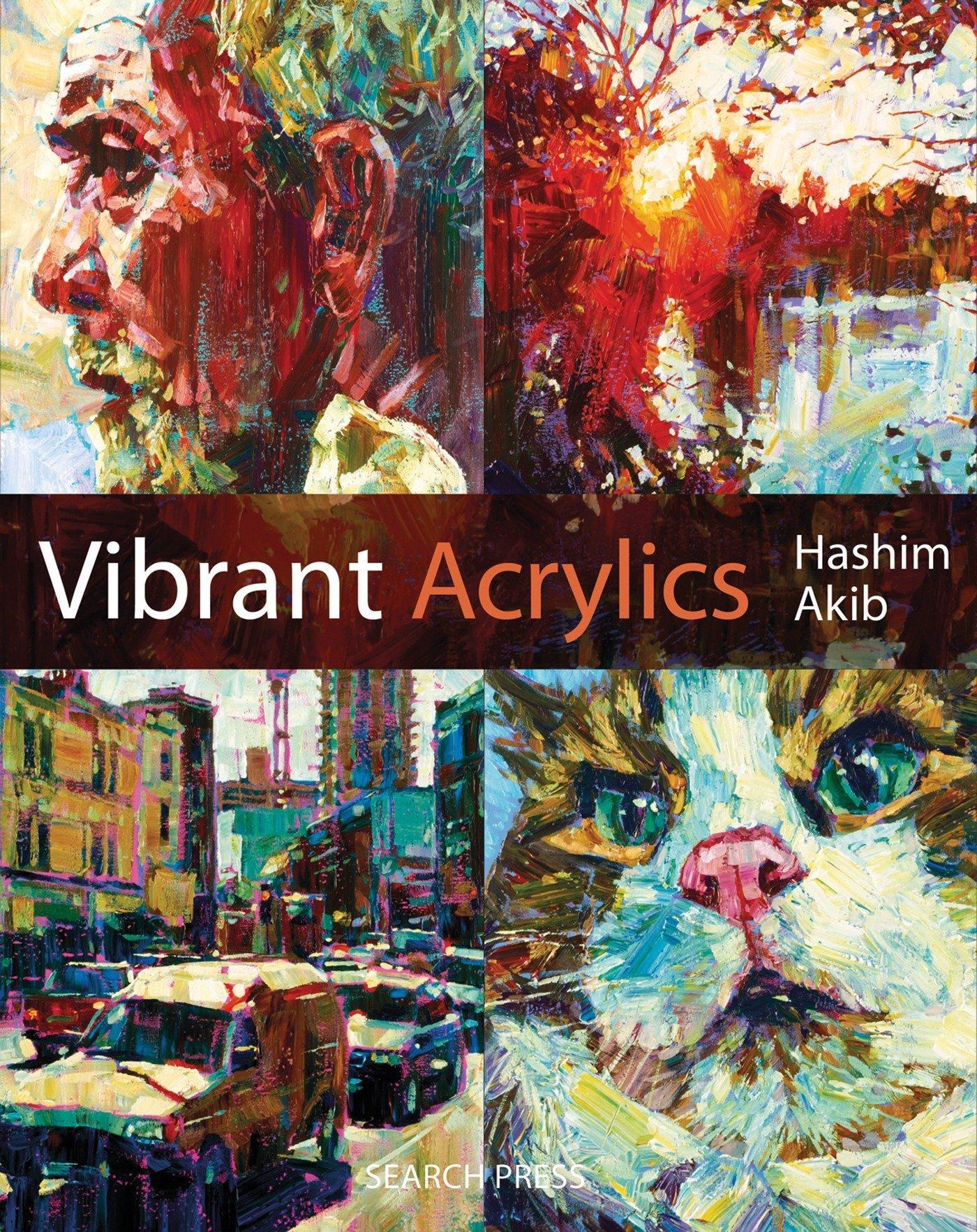 Download Vibrant Acrylics pdf epub