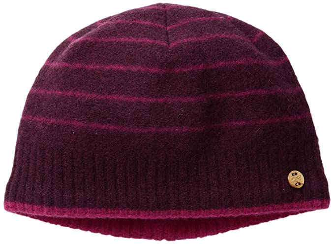 63e5f8165 Amazon.com : Outdoor Research Women's Trista Beanie, Pinot, 1size ...