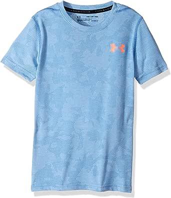 Under Armor Boys' Threadborne Jacquard T-Shirt