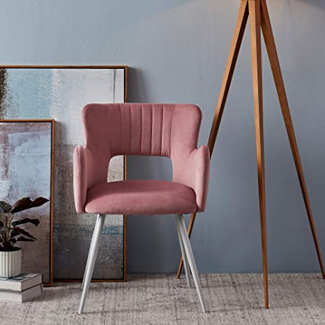 Outstanding Amazon Com Versanora Thf 00002P Waverly Armchairs Pastel Alphanode Cool Chair Designs And Ideas Alphanodeonline