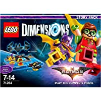 LEGO Dimensions LEGO Batman Movie Story Pack TTL
