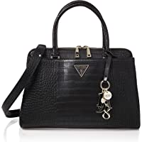 Guess Womens Satchels Bag, Black - CG729106