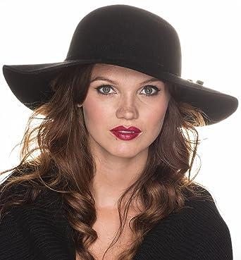 Roco Clothing Ladies Black Hat a17cf4943b5