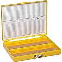 Heathrow Scientific HD15994D - Caja para portaobjetos (revestimiento