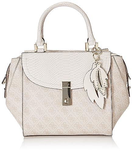 Guess Women Handbag Grey Size  One Size  Amazon.co.uk  Shoes   Bags 453a3756c8411
