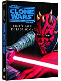 Star Wars - The Clone Wars - Saison 4 - Coffret DVD