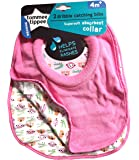 Tommee Tippee Explora Dribble Catching Bib x 2 (Pink (reversible))