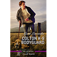 Colton K-9 Bodyguard (The Coltons of Red Ridge Book 3)