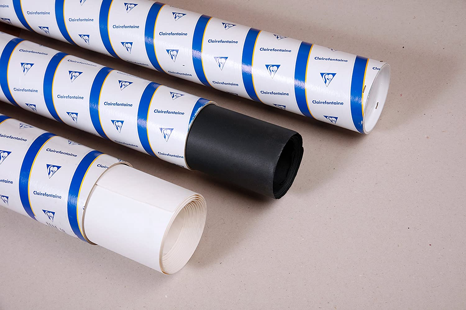 Transparent 0.375 x 20 m Clairefontaine Tracing Paper roll 140g 0,375x20m