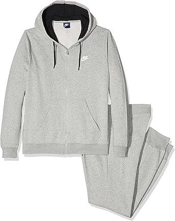Nike W NSW TRK Suit FLC Chándal, Mujer: Amazon.es: Ropa y accesorios