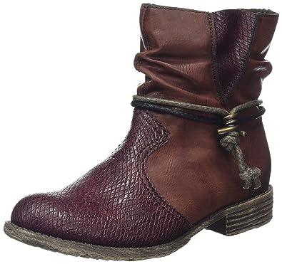 Chaussures Bottes Sacs Femme Rieker Et Classiques 74779 1vI5Ox