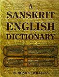 A Sanskrit-English Dictionary
