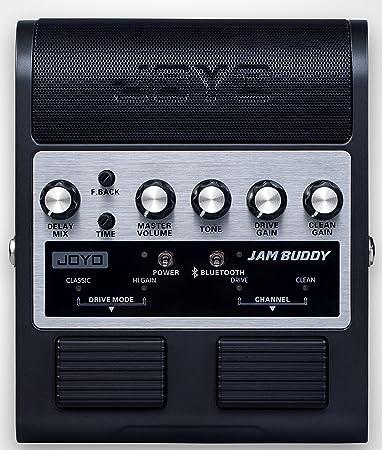 Amazon.com: Joyo JAM BUDDY - Amplificador de pedal para ...