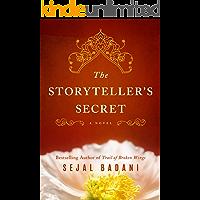 The Storyteller's Secret: A Novel book cover