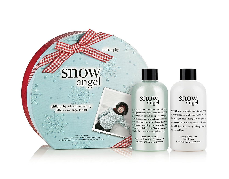 Amazon.com : Philosophy Snow Angel Set : Toiletry Product Sets ...