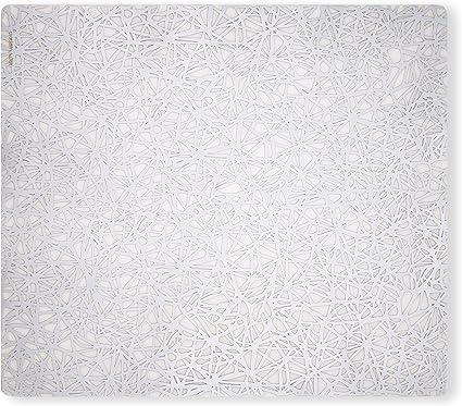 Modern Twist Twine Placemat Silicone Silver 40 X 30 X 1 11 Cm Amazon Co Uk Kitchen Home