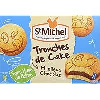 ST MICHEL Tronche de Cake Moelleux Chocolat 175 g