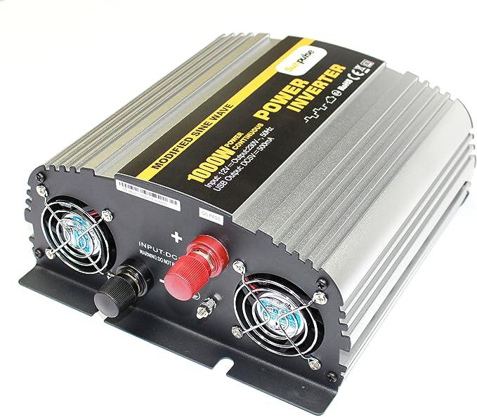 Spannungswandler Ns 12v 1000 Watt Inverter Wechselrichter