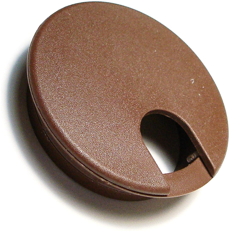 Hard-to-Find Fastener 014973167219 Brown Computer Grommets Piece-2 Midwest Fastener Corp 2-1//2