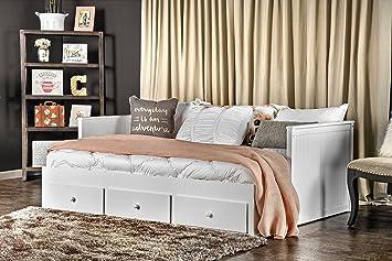 Amazon.com: Furniture of America Medina Cottage Style Storage ...