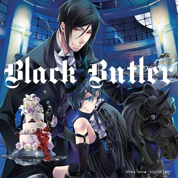 Black Butler (Issues) (42 Book Series)