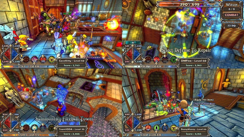 amazon com dungeon defenders 2 pack download video games