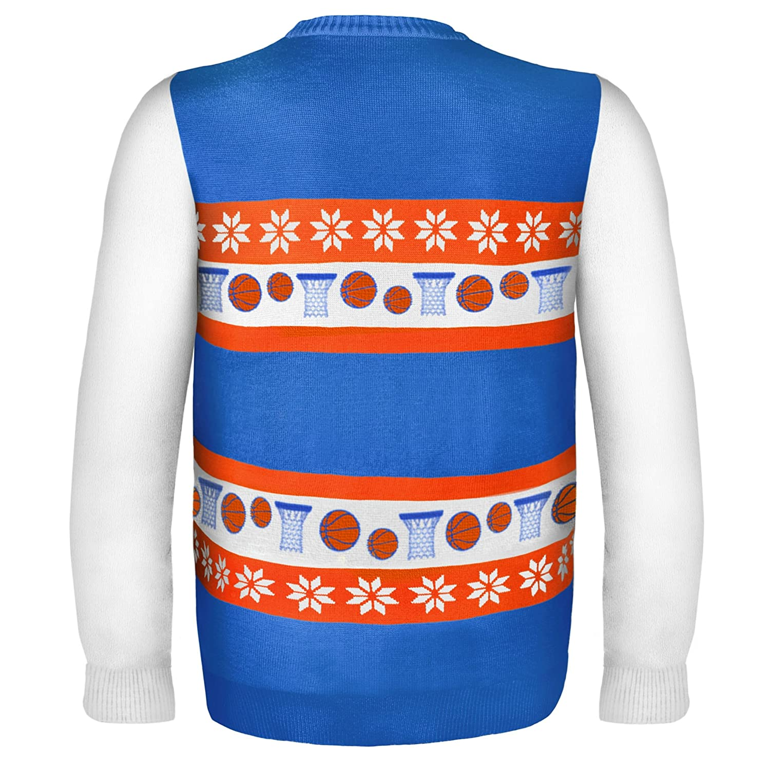 new product 35c6d 01e41 Amazon.com: Oklahoma City Thunder One Too Many Ugly Sweater ...