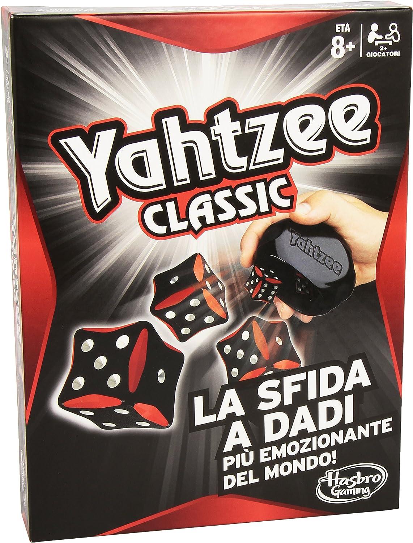 Gioco di dadi Yatzy tascabile //da viaggio.