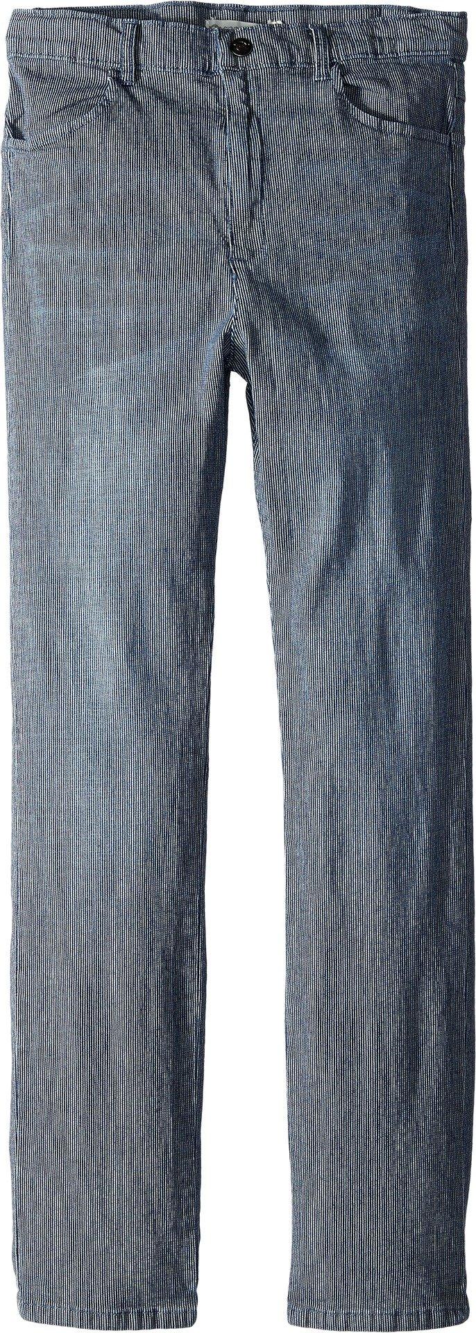 Appaman Kids Baby Boy's Skinny Twill Pants (Toddler/Little Kids/Big Kids) Railroad Stripe 10