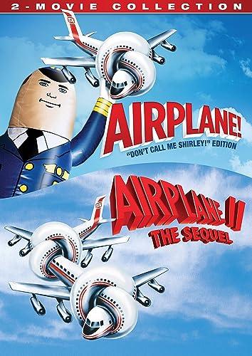 Amazon Com Airplane 2 Movie Collection Kareem Abdul Jabbar