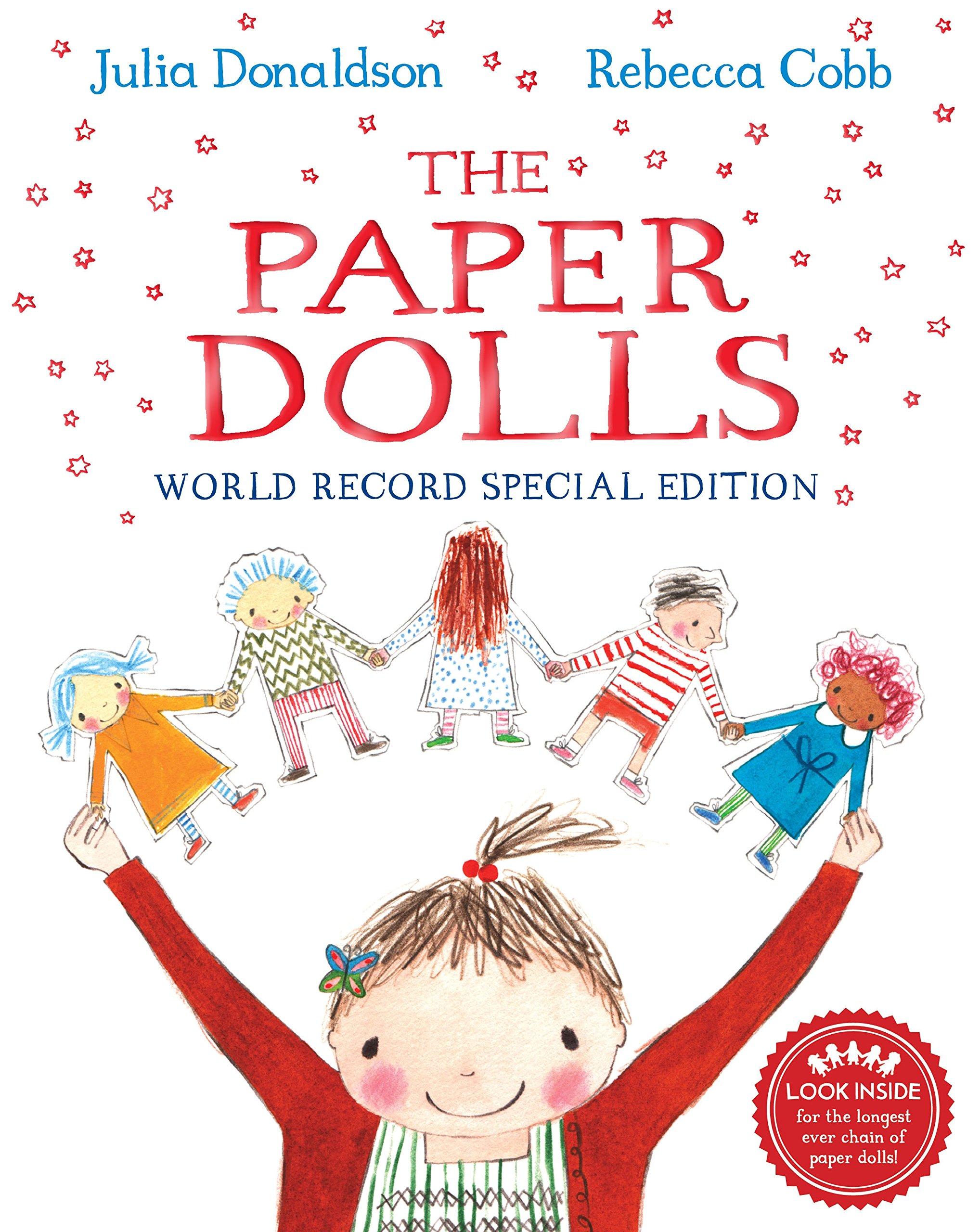 The Paper Dolls World Record Edition: Amazon.es: Donaldson, Julia, Cobb, Rebecca: Libros en idiomas extranjeros