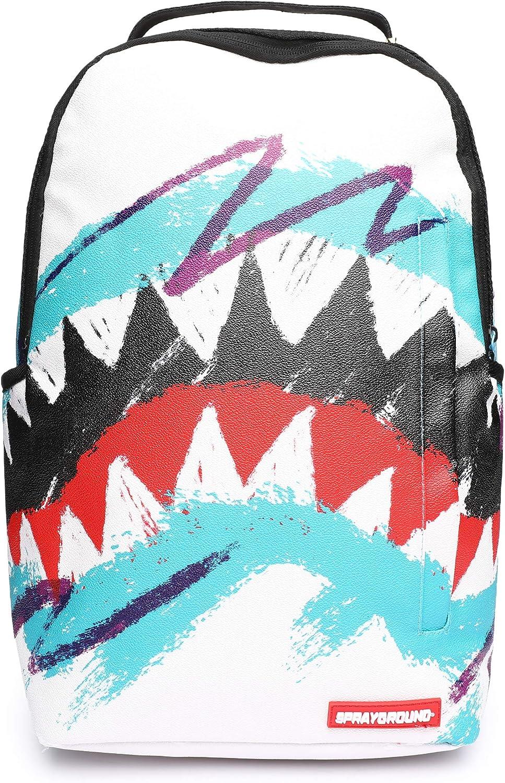 Unisex Sprayground Dixie Shark Backpack