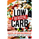 180 Receitas low carb para emagrecer rápido: Receitas...