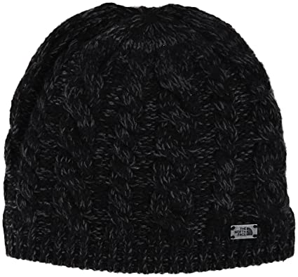 Image Unavailable. Image not available for. Color  The North Face Women`s Fuzzy  Cable Beanie d6710bc3cc2