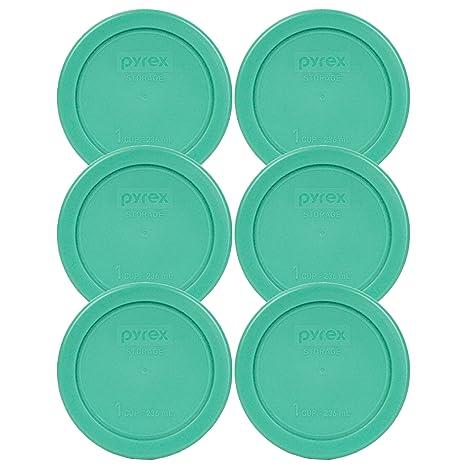 Amazon.com: Pyrex 7202-pc 1 Copa Verde Ronda de plástico ...