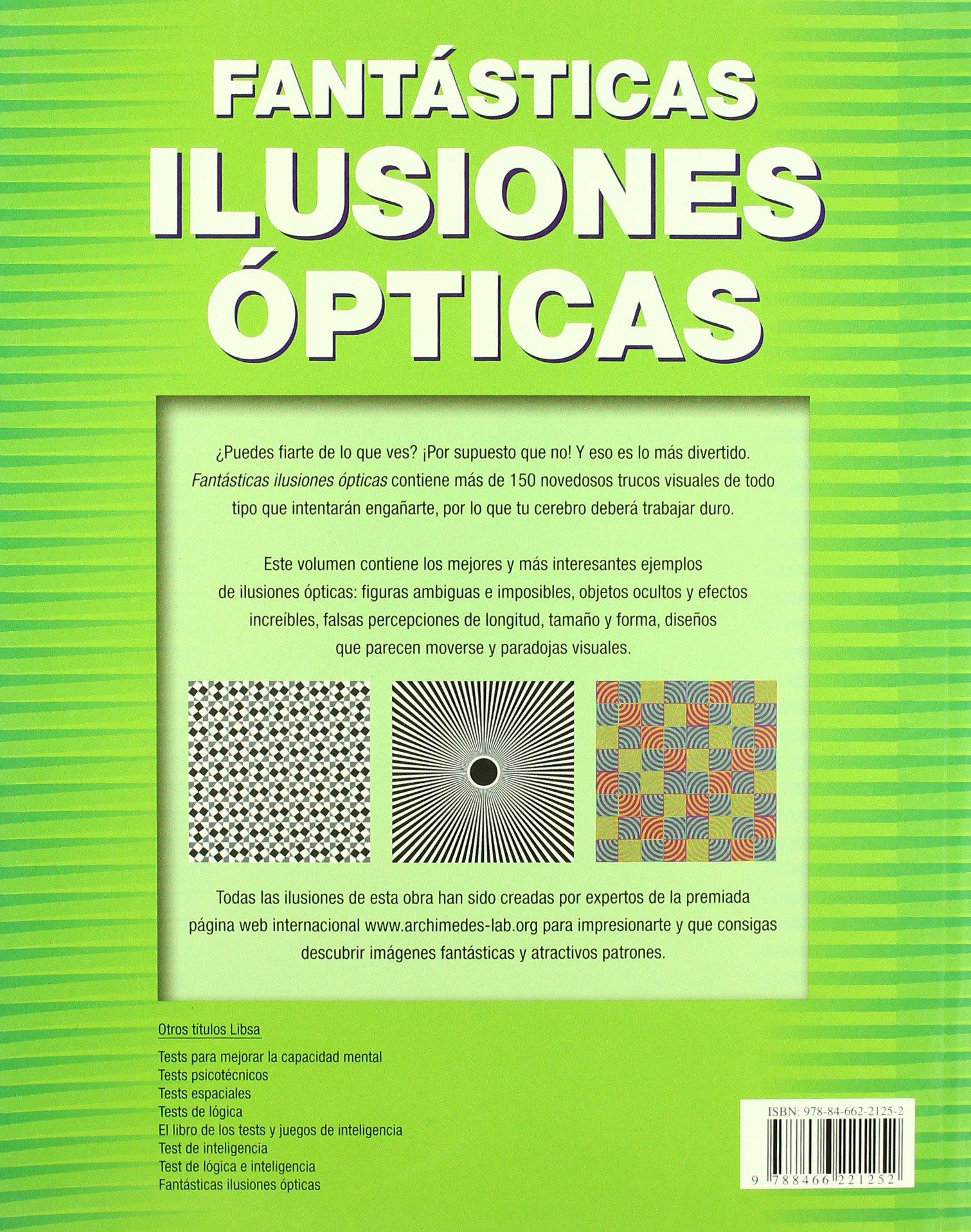 Buy Fatasticas Ilusiones Opticas Fantastic Optical Illusions