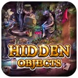 Basement Treasure - Free Hidden Objects Game