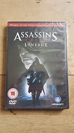 Assassin S Creed Lineage Amazon Co Uk Yves Simoneau Dvd Blu Ray